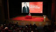 'Türkiye'nin Maarif Davası' adlı konferans gerçekleşti
