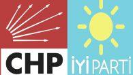 CHP ve  İYİ Partiden Büyükşehir için ittifak mı?