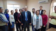 Arifiye İlçe Sağlık Müdürlüğüne İnceleme ve Denetleme Ziyareti