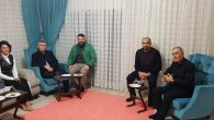MHP Arifiye'den taziye ziyareti