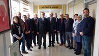 Kaymakamımız Dınkırcı'dan İlçe Milli Eğitim Müdürlüğüne ziyaret
