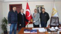 Prof. Dr. Osman Öztürk İHO  Okul Aile Birliğinden Başkan Karakullukçu'ya ziyaret