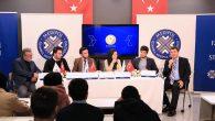 """Mustafa Ali AYKOL Medipol Üniversitesi'nde  """"Cemal Kaşıkçı"""" Olayını Konuştu"""