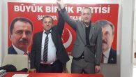 BBP Arifiye İlçe Başkanı Abdurrahman TAŞ oldu