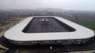 Arifiye'de Şehrin yeni hal kompleksi tamamlanıyor
