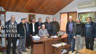 Arifiye Erzurumlular Derneğinden Geçmiş Olsun ziyareti