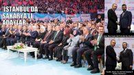 İstanbul'un Pendik ve Şile İlçe Adayları Sakarya'lı