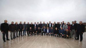 """""""STK'larla uyumumuz Türkiye'ye örnek oldu"""