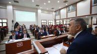 Büyükşehir Meclisinde 60 Gündem Maddesi görüşüldü