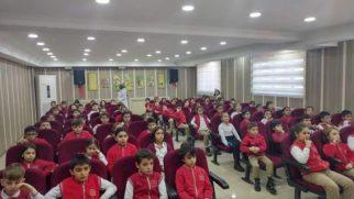 Arifiye Bekir Sıtkı'da 112 Acil Sevis Bilinci Kazandırma Semineri