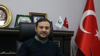 """Yeşilay Şube Başkanı KICIR,""""Sakarya bu işten alnının akıyla çıktı"""""""