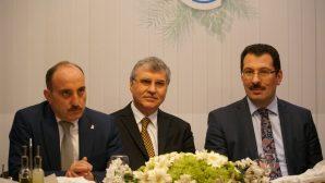 AK Parti aday adaylarına Orman Park'ta bilgilendirme toplantısı gerçekleşti