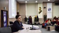 """""""Aliya ve İslam Düşüncesinde Yenilenme"""" isimli bir konferans düzenlendi."""