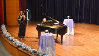SAÜ'de Klasik Müzik Resitali düzenlendi.