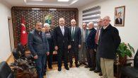 CHP Arifiye İlçeden Kaymakam DINKIRCI'ya ziyaret