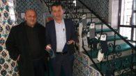 Dörtyol Ulu Camide ihtiyacı olana çorap dağıtılıyor