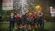 'ÇELOĞLU GAYRİMENKUL YAPI & İNŞAAT' ın Ankara'da sponsor olduğu takım şampiyon oldu
