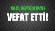 DEMİRGÖVDE AİLESİNİN ACI GÜNÜ!..