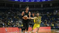 Büyükşehir Fenerbahçe'ye mağlup oldu