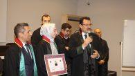 Milletvekili Ali İhsan Yavuz,Stajyer Avukatların Cübbe Giyme Törenine katıldı