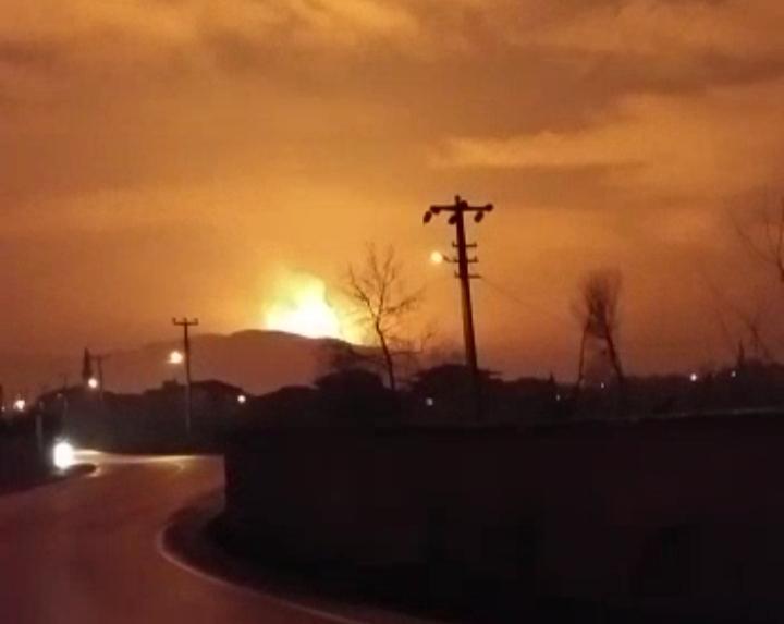 Arifiye'de korkutan görüntü