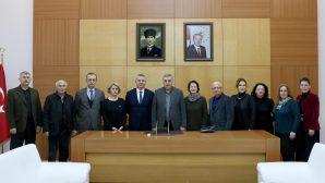 Toçoğlu,Sakarya Abhaz Derneği üyeleriyle bir araya geldi
