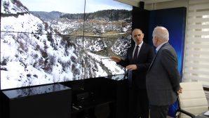 Akçay Barajı Türkiye'de bir ilk