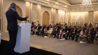 Fatih Pistil, Turizm ve Karayolu Ulaştırma Koordinasyon Toplantısı'na katıldı.