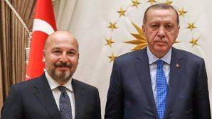 Taranoğlu,Cumhurbaşkanı Danışmanı oldu