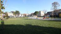 SSK arazisinin bulunduğu alanda Donatım'ın yeni parkı hizmette