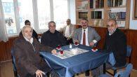 Başkan KARAKULLUKÇU'dan ilk ziyaret Arifiye Erzurumlular Derneğine