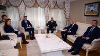 FAO Türkiye Temsilcisi Gutu, Bayraktar'ı ziyaret etti