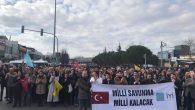 Türk Harb-iş SendikasındanTank Palet Fabrikası'nın özelleştirilmesine karşı miting
