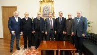 Birlik Vakfı Sakarya'dan Prof.Dr. Orhan Torkul'a ziyaret