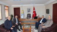 Arifiye ve Erenler Ziraat Odası Başkan ve yönetim kurulundan ziyaret