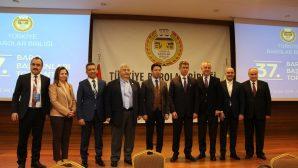 Başkan Burak Baro Başkanları toplantısına katıldı