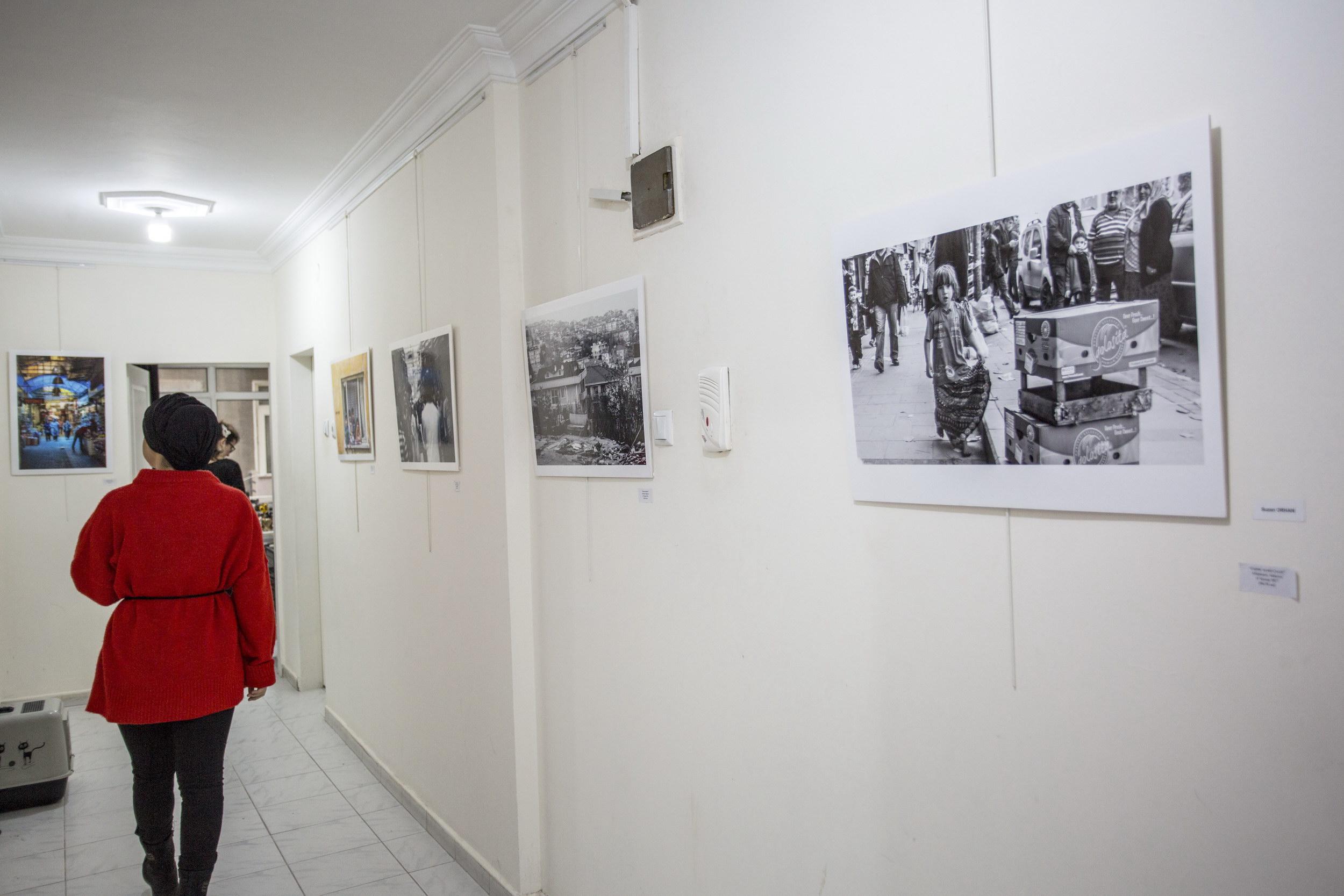 """SAÜ'de """"Çek-İm"""" Fotoğraf Sergisi"""