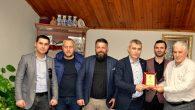 MHP Arifiye'den teşekkür ve geçmiş olsun ziyareti
