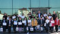 Başkan Zeki Toçoğlu, öğrencilerle bir araya geldi.