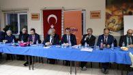 30 STK'nın katılımı ile afet istişare toplantısı yapıldı