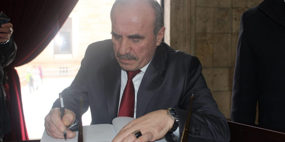 Ankara'da Sakaryalı Bir Genel Başkanımız daha oldu
