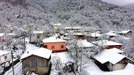 Kar Yağınca Kışlaçay Mahallemizden kartpostallık görüntüler…