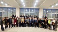 SAÜ Rektörü Prof. Dr. Fatih Savaşan,çalıştay da konuştu