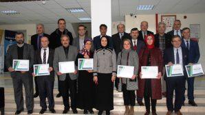 'Okulum Bir İnci' Projesi Ödülleri Verildi.