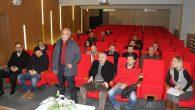 Sürücü Kurslarıyla Paylaşım Toplantısı