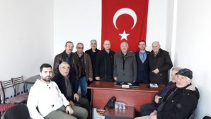 CHP Arifiye'den İYİ Partiye ziyaret