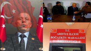 Boğazköy Mahallesi Muhtarı Ayhan Ömer ODABAŞ yeniden aday