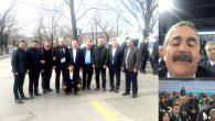 Ak Parti Aday Tanıtım Toplantısı için Ankara'dalar