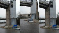 Yukarı Kirazca'da Sahipsiz Köprü!