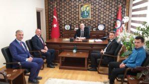 Arifiye Türk Eğitim-Sen'den Ziyaret…